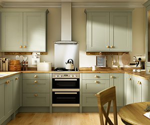 Oxford family kitchen range