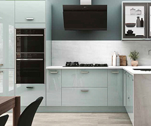 Nordica family kitchen range