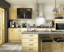Options family kitchen range