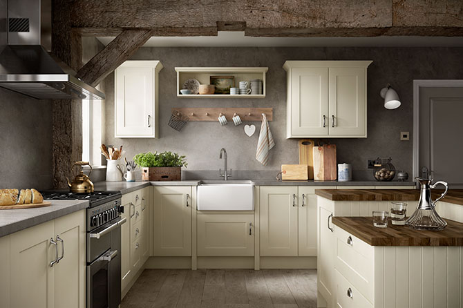 Warwick Kitchen Range