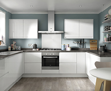 Soho family kitchen range