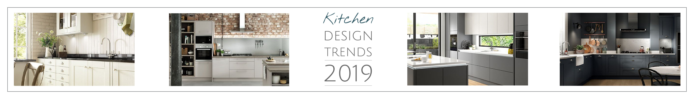 2019 Kitchen Design Trends