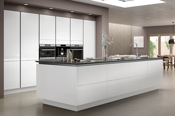True Handleless Kitchens Benchmarx Kitchens Amp Joinery