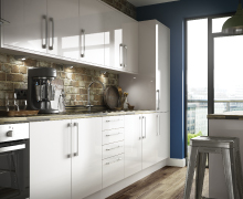 Eton family kitchen range