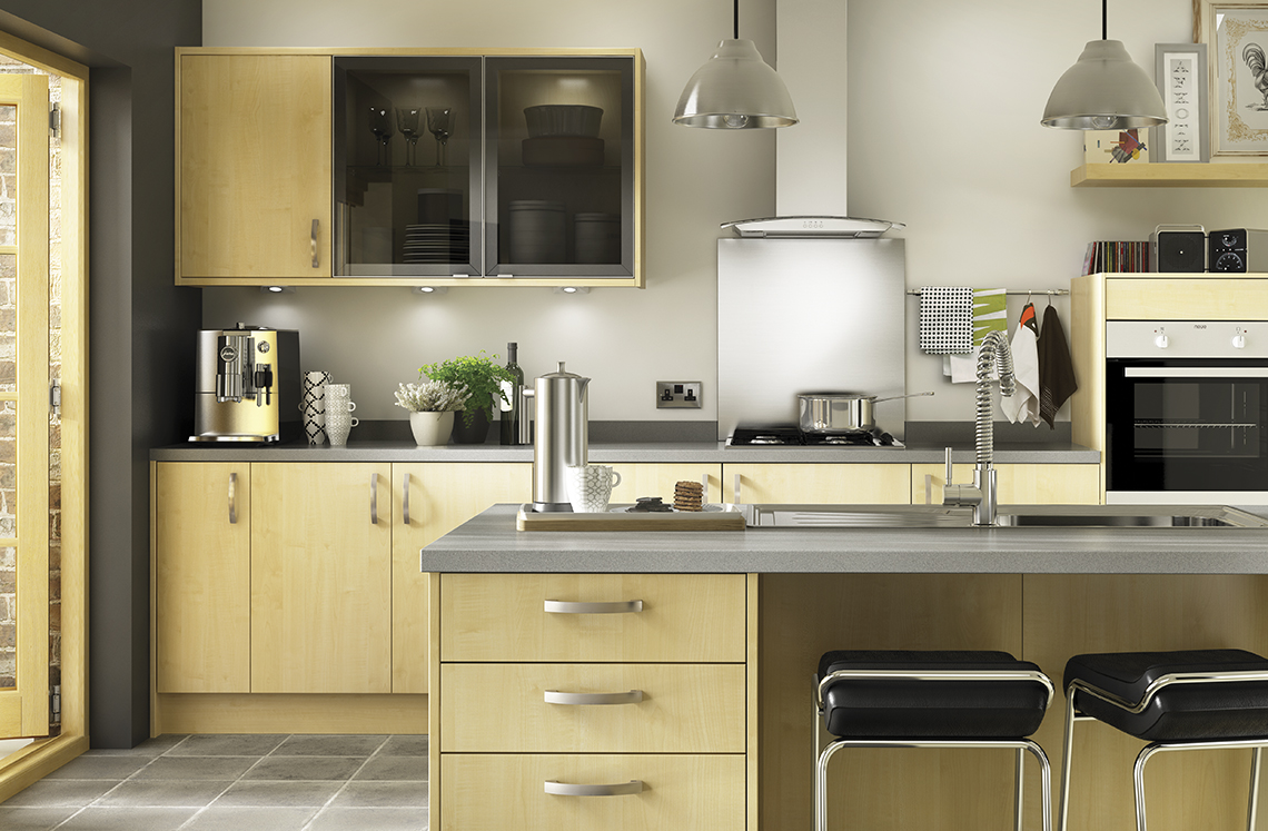 Options Kitchen Range